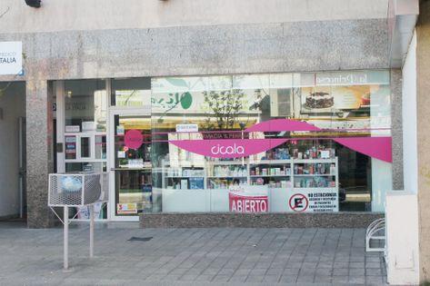 Frente de la Farmacia Cicala